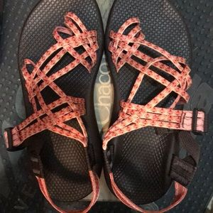 Chaco ZX3 Java Ginger size 8